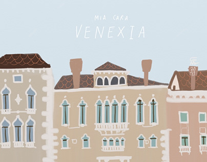 Mia cara Venezia