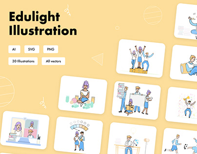 Edulight Illustrations