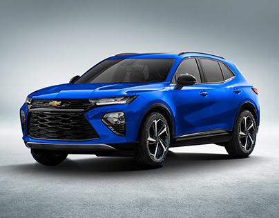 Chevrolet Orlando SUV & Pickup - LATAM