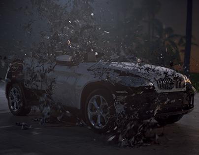BMW X6 - FX