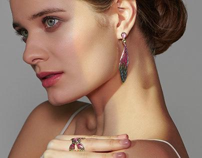 Jewelry lookbook Natasha Libelle