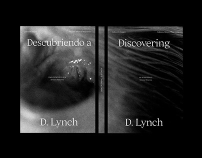 Discovering D.Lynch – Book Concept
