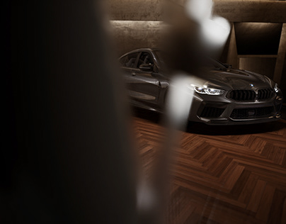 BMW M8 Endless Expression - Unreal Engine w/ Raytracing