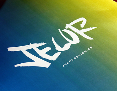 Jecordesign re-branding
