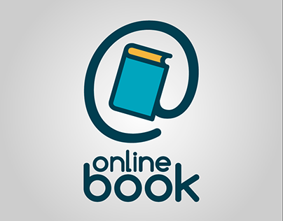 "Logotipo Project Web ""Online Book"""