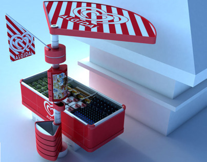 Product Design Accessories for a Pavilion Store