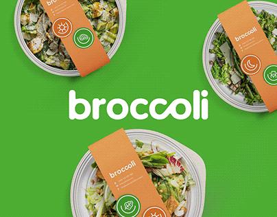 BROCCOLI - Healthy food