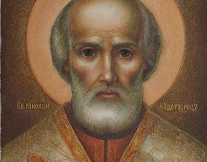 St. Nicholas, 2002.