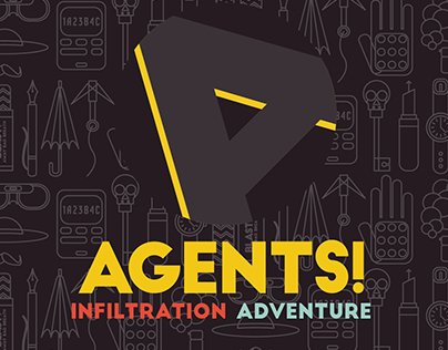 Agents! | Board Game