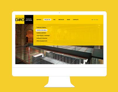 Web Constructora d'Aro