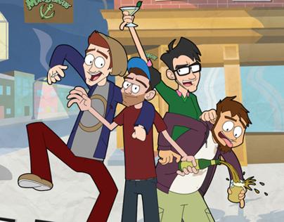 Nobodies - Animated Series