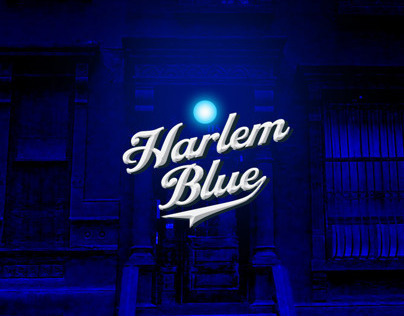 Harlem Blue logo/corporate identity