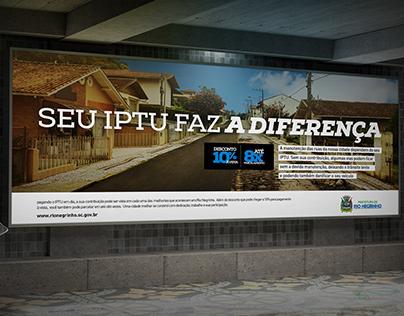 IPTU Rio Negrinho