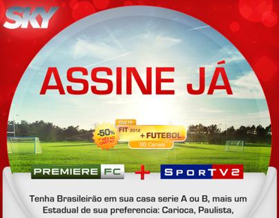 Sky Paraíba - Mala direta Assine Já