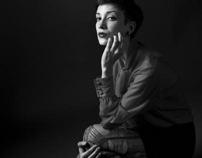 Medium Format Portraits