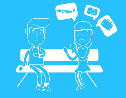 Jacks Flight Club Animated Welcome Video
