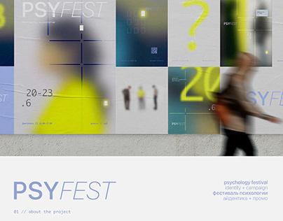 PSYFEST psychology festival