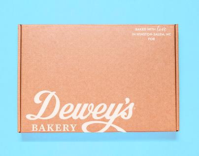 Dewey's Bakery eCommerce Everyday Shipping Box