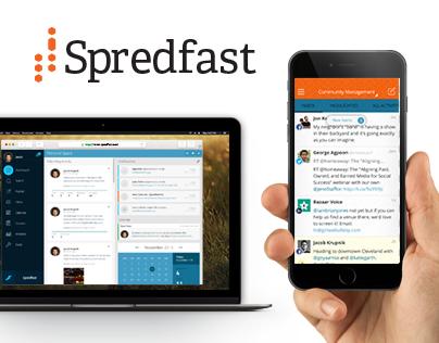 Spredfast Social Media Management