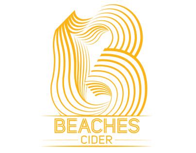 Beaches Cider Branding