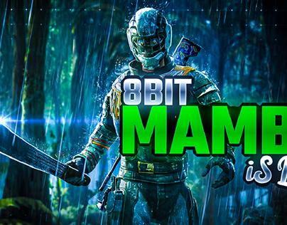 Fanart for 8bit Mamba by SS Edits