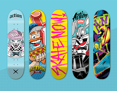 Action Now Skateboards