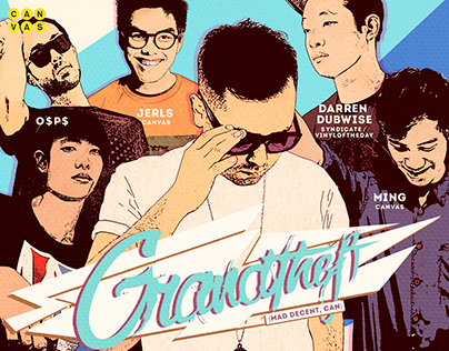 Grandtheft (Mad Decent, CAN)