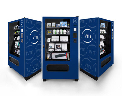 IVM, Inc | Smart Vending Machines and Supply Lockers