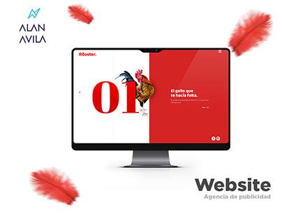 Rooster Website