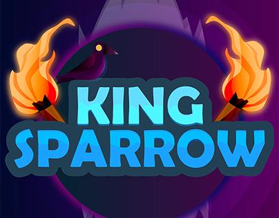 King Sparrow Designs & Illustrations