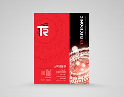 PRINT: TR Electronic Tech Sell Sheets
