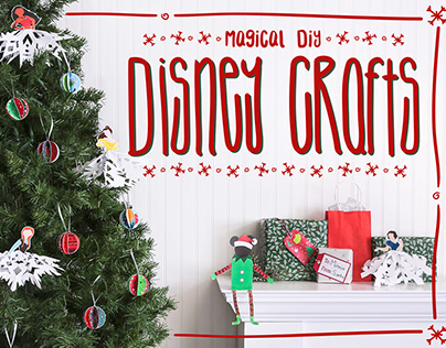 Magical DIY Disney Crafts
