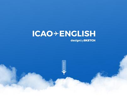 ICAO ENGLISH