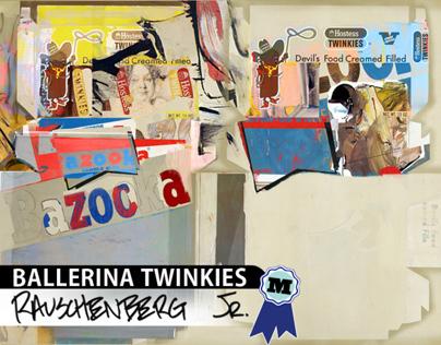 Ballerina Twinkies ~ Doubles