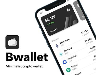 Wallet Crypto iOS App