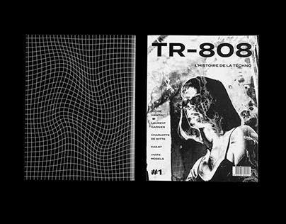 TR-808 MAGAZINE