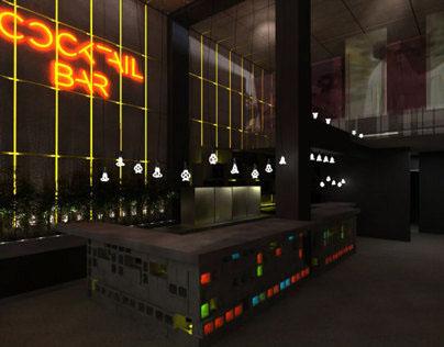 Cocktail Bar - Thessaloniki - Greece