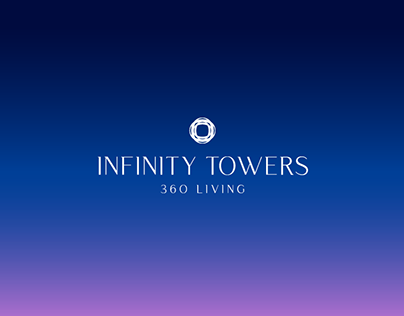 Infinity Towers Visual Identity