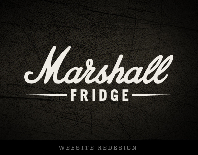 Marshall Fridge – Website