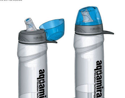 Water Bottle and Filter