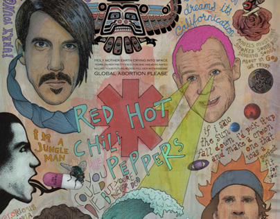 Red Hot Chili Peppers - Glorious Euphoria