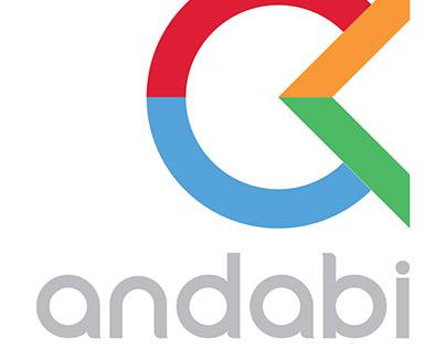 Andabi - Corporate identity