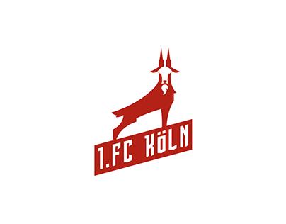 1.FC Köln Rebrand