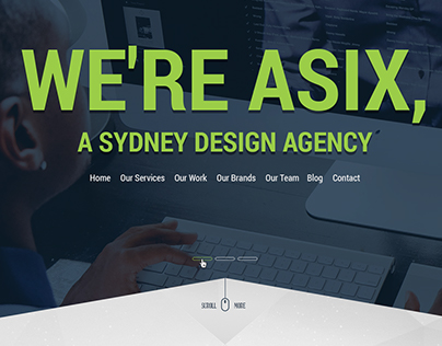 ASIX - A Sidney Design Agency
