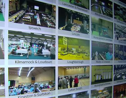 Decision Time 2015: UHD Wall IP Streams