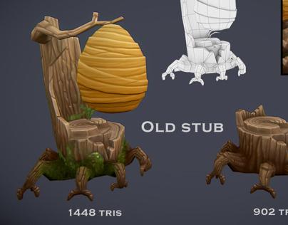 Old Stub