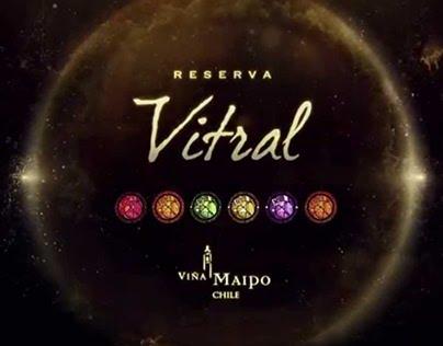 Viña Maipo Reserva Vitral