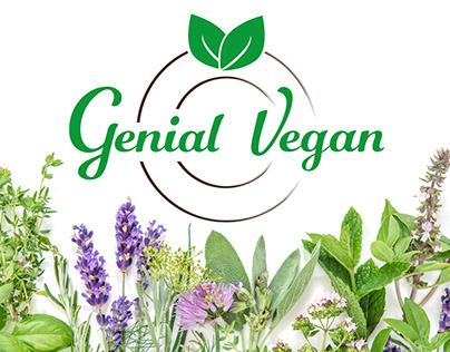 Genial Vegan   Image video