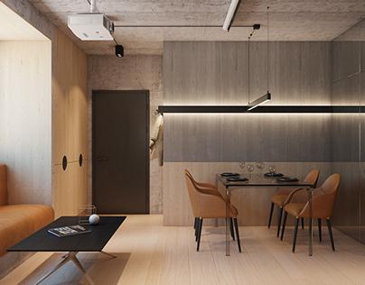 Olluci    Micro Apartment 005