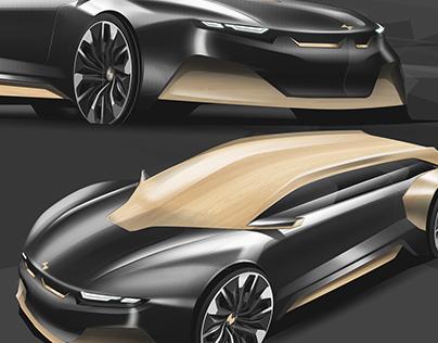BMW VISION i10 - SHORT PROJECT